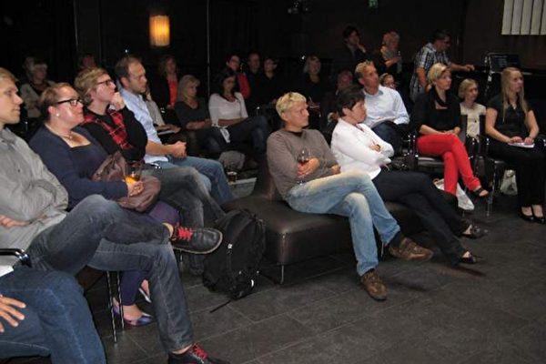 Berghs Sharing Latest Trends In Helsinki
