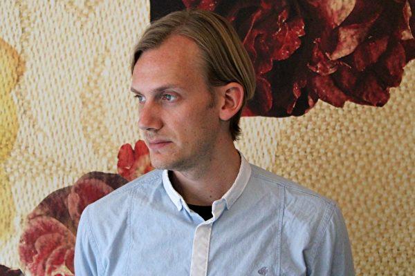 Finbesök på Berghs: Anrick Bregman