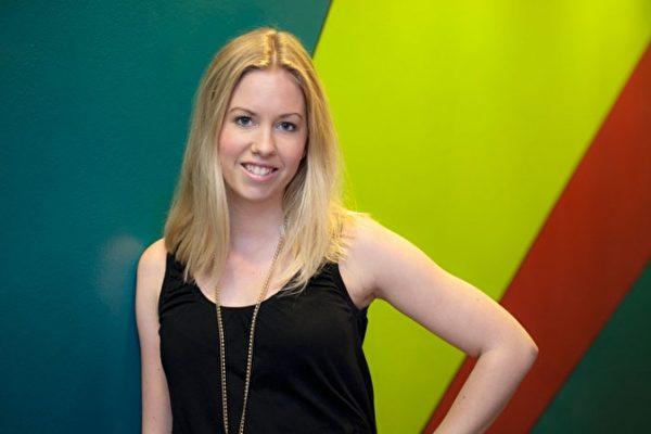 """Anna Odengard: """"grupparbetena stärkte min självsäkerhet inför rollen"""""""