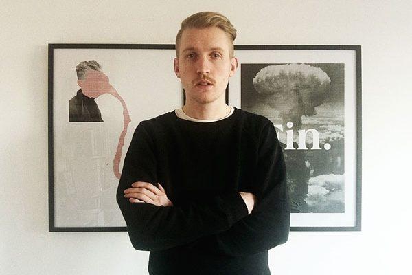 """Erik Dolk: """"Under utbildningen utvecklades och formades jag som formgivare"""""""