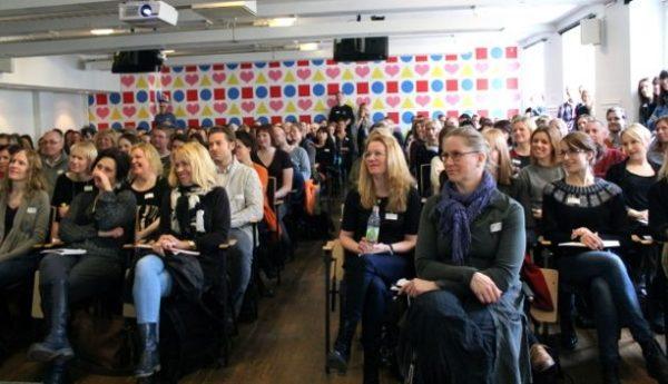 Startworkshop och kick-off för vårens distanskurser på Berghs