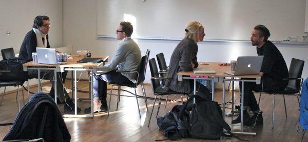 Rapport från Career Day 2012
