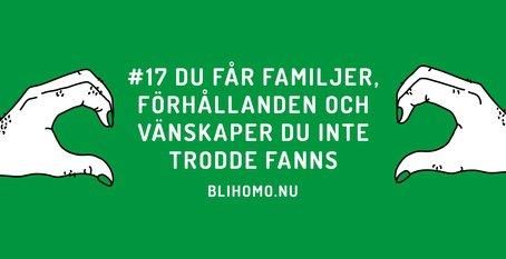"""Stockholm Pride: """"Bli homo, bi, trans eller queer!"""