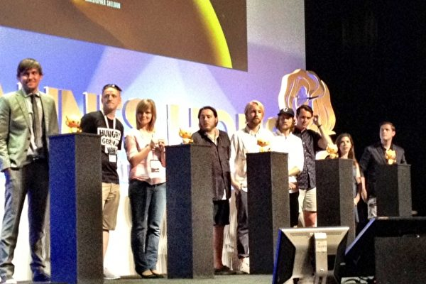 Berghs students awarded in Cannes Future Lions 2012