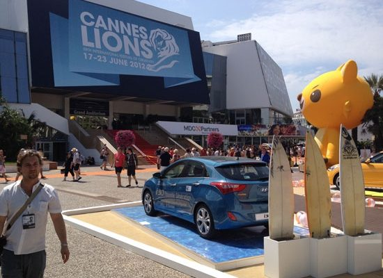 Spaning från Cannes: collaboration, collaboration, collaboration!