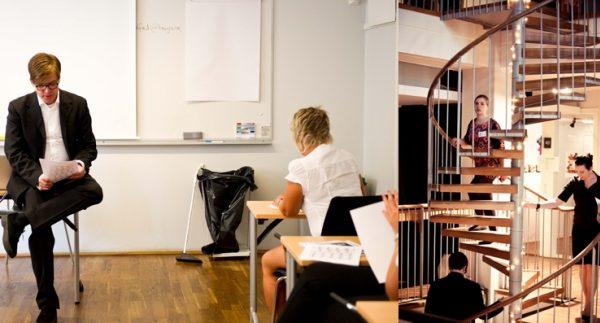 Executivekurser på Berghs med start i vår