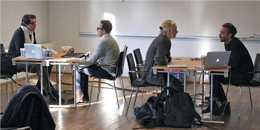 Studenter möter verkligheten på Career Day 2013