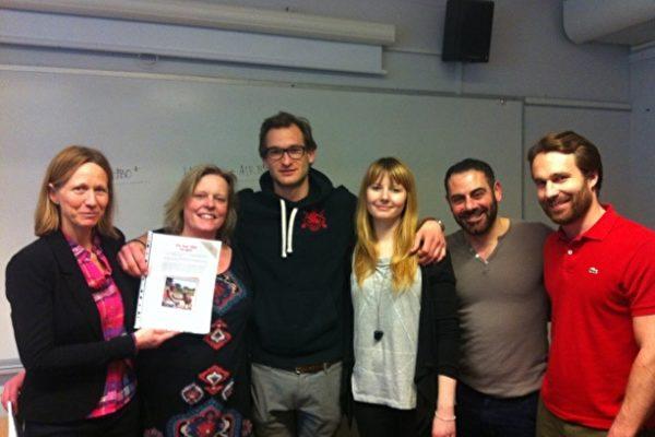 ActionAid ger uppdrag åt Berghs-studenter