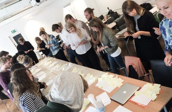 Berghsstudenter startar 27 företag på tre veckor