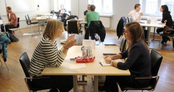 Berghs Career Day – det handlar om relationer