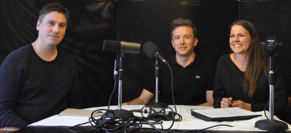 Studentbyrå släpper podcast om känslodriven kommunikation