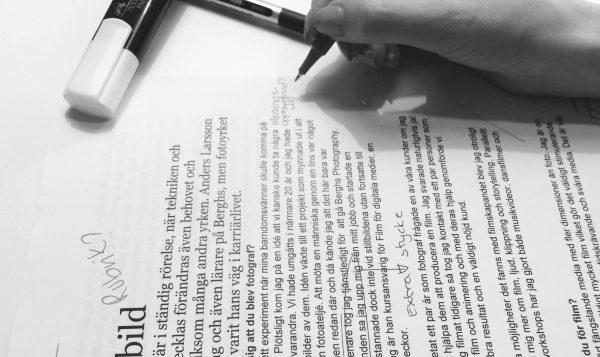 Varför läsa Copy på engelska?