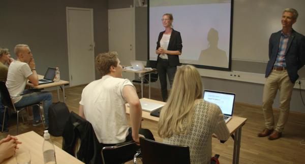 Studentcase: storytelling kring ett varumärke