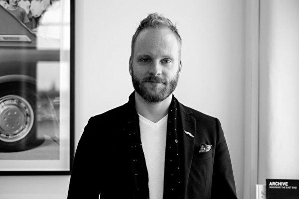 Efter examen: Johan Ståhlberg och Fotografiska är en perfekt match