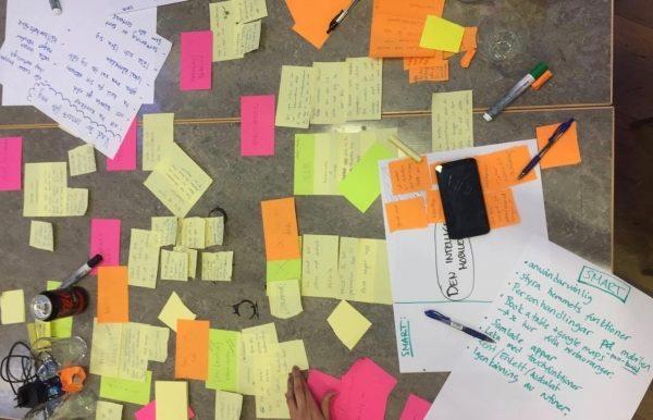 """Studentrapport från Student Lab: """"En läxa vi lärde oss var att våga ta paus när vi kör fast"""""""