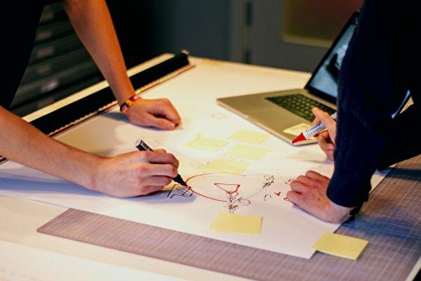 Varumärkespositionering: dels konstform, dels rakt och enkelt