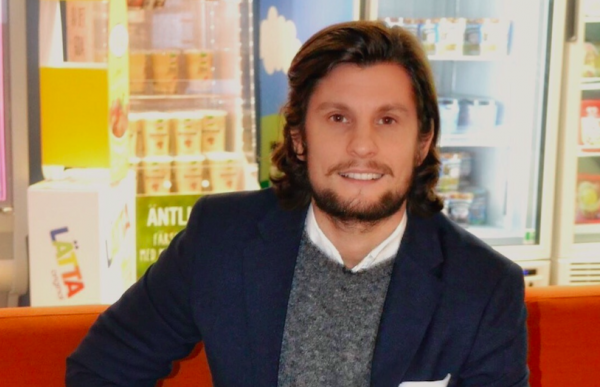 Efter examen: Karim ansvarar för åtta globala varumärken på tre marknader