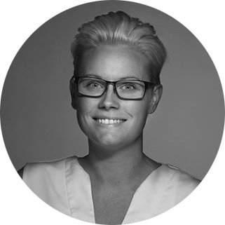 Emelie Lindell, strategic project manager