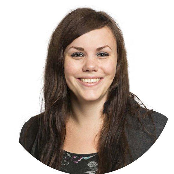 Jessie Karlsson, kommunikatör