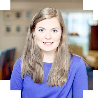Ellen Norman, Kommunikatör på Stockholms Byggmästareförening