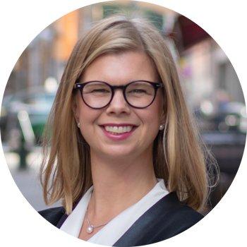 Jessica Seeger, Kommunikationsansvarig på Svensk Industriförening Sinf