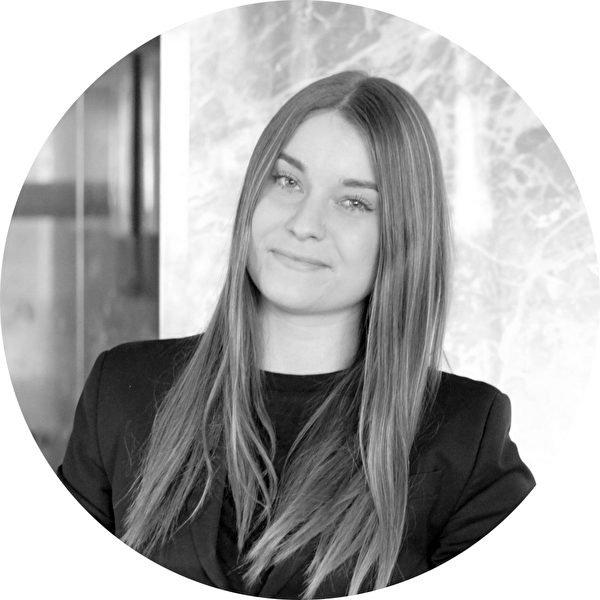 Pauline Ljungberg, PR & Communications Manager