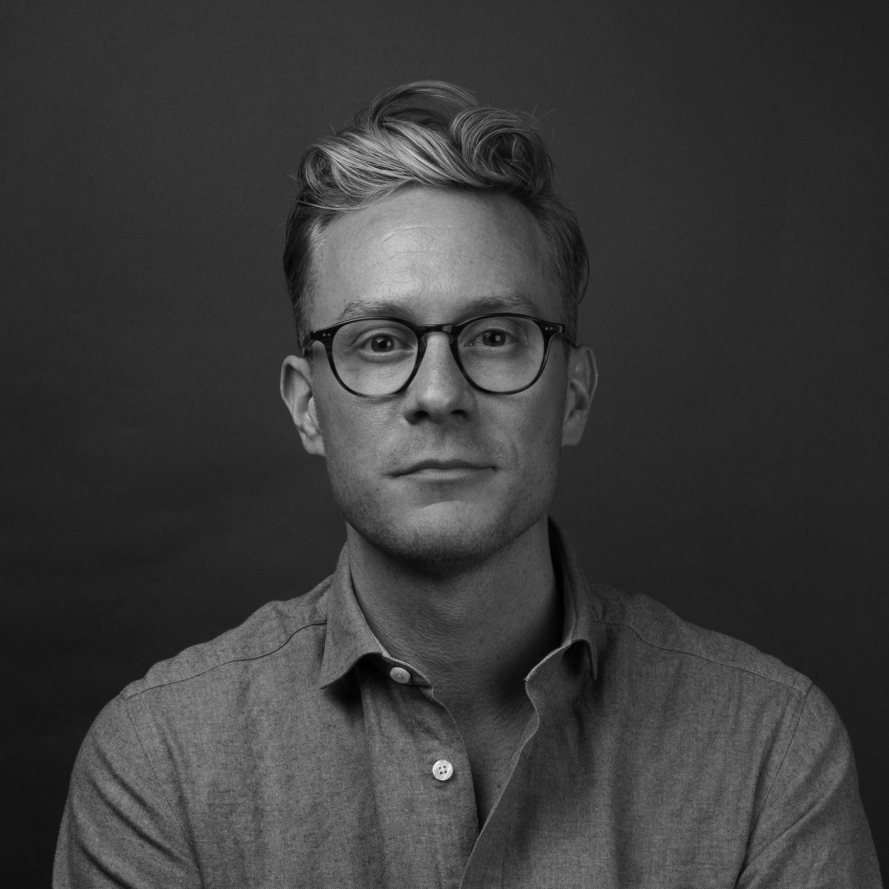 Oskar Lübeck, Grundare & Executive Creative Director, Bold
