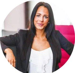 Sandra Markdalen, marknadskoordinator