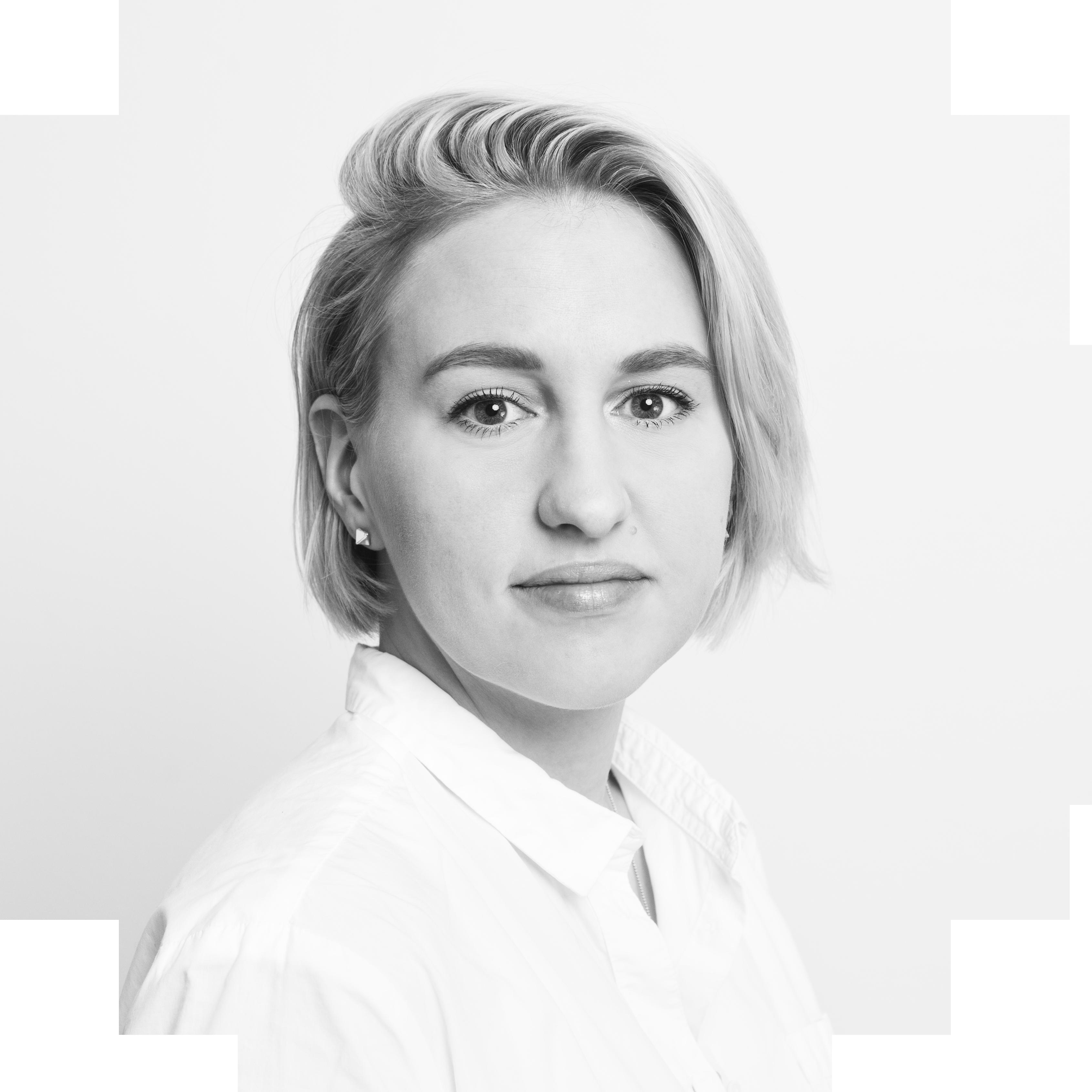 Sandra Olt, juniorkonsult på Geelmuyden Kiese