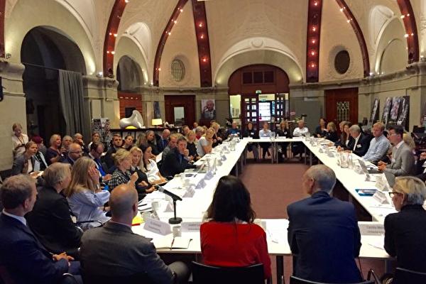 Berghs del av Team Sweden som ska stärka Sverige som kreativt och innovativt land