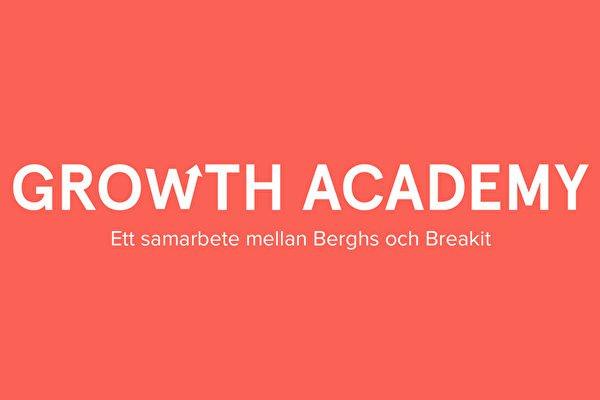 Därför startar Berghs och Breakit ett nytt utbildningsprogram