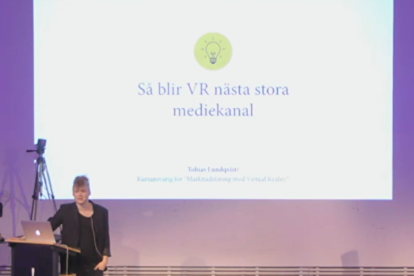 Berghs Morning Routine: Marknadsföring med Virtual Reality