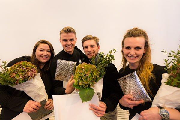 Studenterna som kammade hem vinsten i helgens Student Lab
