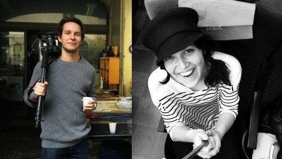 Teodor och Sofia – två av nio som ska laborera i Genève