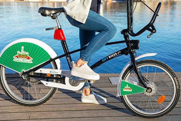 Så skapade studenterna en kampanj för City Bikes som snart blir verklighet