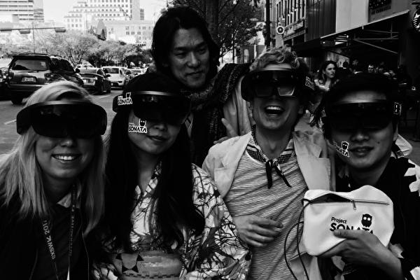 Berghs på SXSW: Sonata Project direktöversätter japanska till engelska