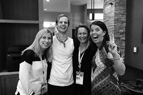 Berghs på SXSW: Doberman älskar gender equality