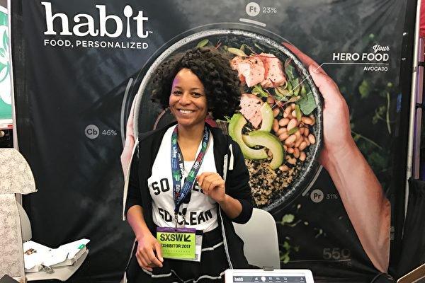 Berghs på SXSW: låt DNA avgöra vad du ska äta