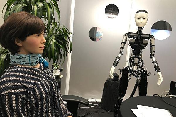 Berghs på SXSW: prat med AI-robotar