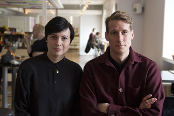 Berghs välkomnar David Alledal och Petronella Barvaeus!