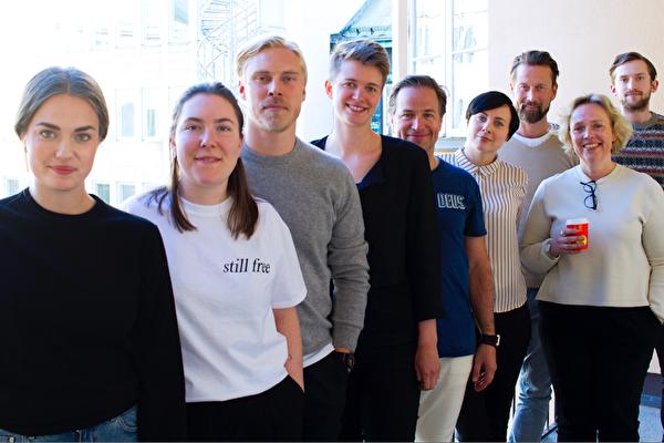 Stor bredd i juryn som väljer ut projekten till Berghs slututställning