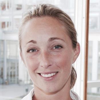 Jenni Strömstad, Projektledare och verksamhetsansvarig för fundraising på Handelshögskolan vid Göteborgs universitet