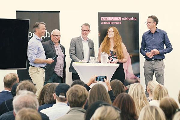 Berghs i Almedalen: Student lab livepitch!