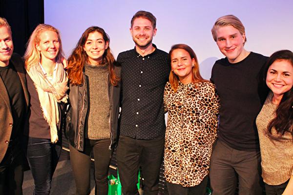 Vinnarna i Student Lab med Lundbergs