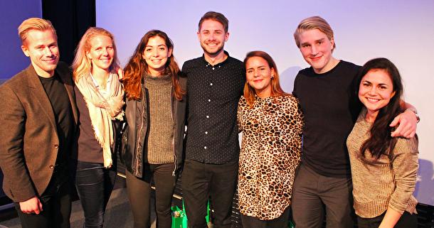 Vinnare Student Lab Lundbergs