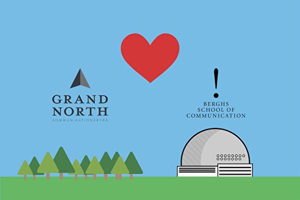 Berghs och Grand North inleder samarbete