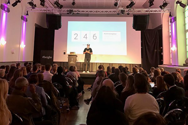 Berghs Morning Routine: Datadriven kommunikation och integritet