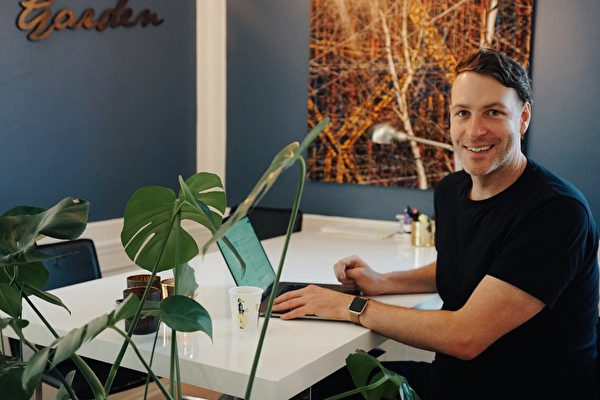 Berghs Studio has a new Creative Director – say hi to Adam Horne!