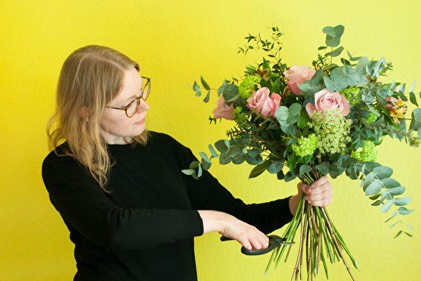 Fotokursen passade floristen perfekt