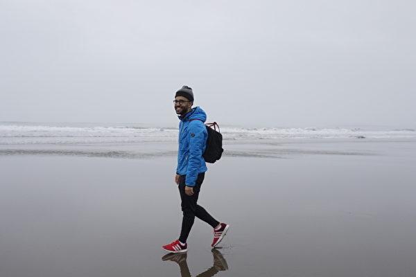 Amir satsar på UX och Motion Graphics i San Francisco